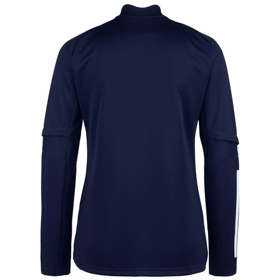 Condivo 20 Trainingsjacke Damen, dunkelblau / weiß, zoom bei OUTFITTER Online