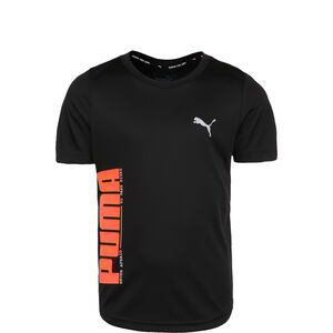 Active Sports Graphic Trainingsshirt Kinder, schwarz, zoom bei OUTFITTER Online
