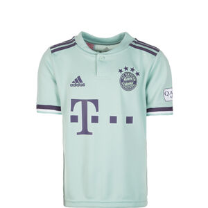 FC Bayern München Trikot Away 2018/2019 Kinder, Rot, zoom bei OUTFITTER Online