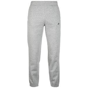 Icon Fleece Essential Jogginghose Herren, dunkelgrau / schwarz, zoom bei OUTFITTER Online