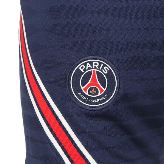 Paris St.-Germain Strike Trainingsshorts Herren, dunkelblau / weiß, zoom bei OUTFITTER Online