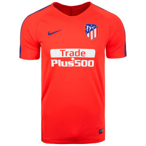 Atletico Madrid Breathe Squad Trainingsshirt Herren, rot / blau, zoom bei OUTFITTER Online