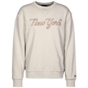 MLB New York Yankees Heritage Script Sweatshirt Herren, beige, zoom bei OUTFITTER Online