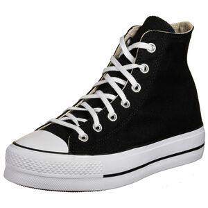 Chuck Taylor All Star Lift Sneaker Damen, schwarz / weiß, zoom bei OUTFITTER Online