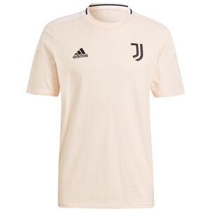 Juventus Turin T-Shirt Herren, rosa / schwarz, zoom bei OUTFITTER Online