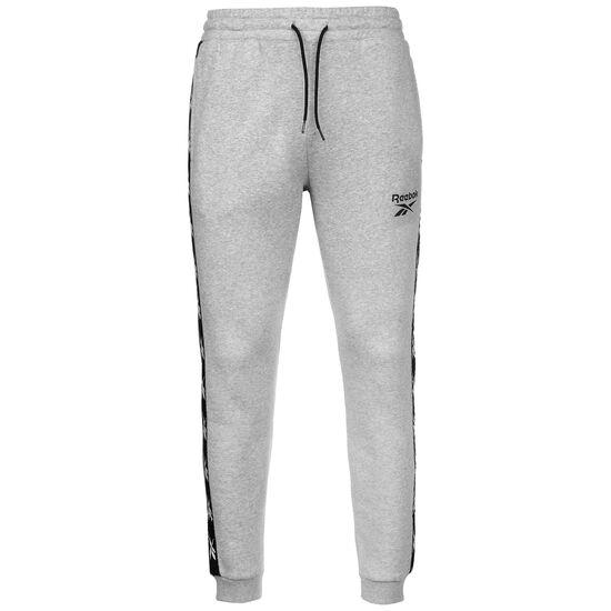 Tape Jogginghose Damen, grau / schwarz, zoom bei OUTFITTER Online