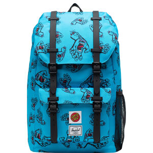 Little America Rucksack Kinder, blau, zoom bei OUTFITTER Online