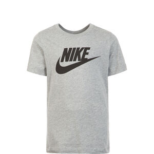 Futura Icon T-Shirt Kinder, grau / schwarz, zoom bei OUTFITTER Online