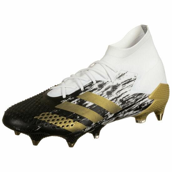 Predator 20.1 SG Fußballschuh Herren, weiß / gold, zoom bei OUTFITTER Online