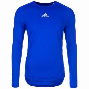 AlphaSkin Sport Trainingsshirt Herren, blau, zoom bei OUTFITTER Online