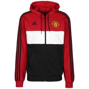 Manchester United Kapuzenjacke Herren, rot / weiß, zoom bei OUTFITTER Online