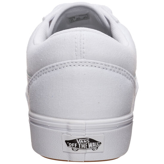 Old Skool ComfyCush Sneaker, weiß, zoom bei OUTFITTER Online