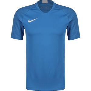 Breathe Strike Trainingsshirt Herren, blau / weiß, zoom bei OUTFITTER Online