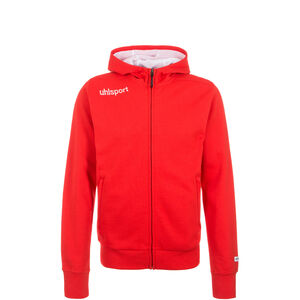 Essential Kapuzenjacke Kinder, rot, zoom bei OUTFITTER Online