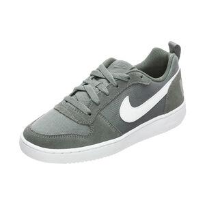 Court Borough Low Sneaker Kinder, grün / weiß, zoom bei OUTFITTER Online