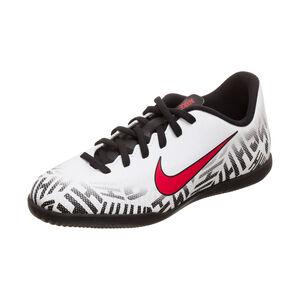 Mercurial Vapor XII Club Neymar Indoor Fußballschuh Kinder, weiß / rot, zoom bei OUTFITTER Online