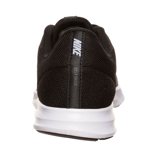 Downshifter 9 Laufschuh Kinder, schwarz / weiß, zoom bei OUTFITTER Online