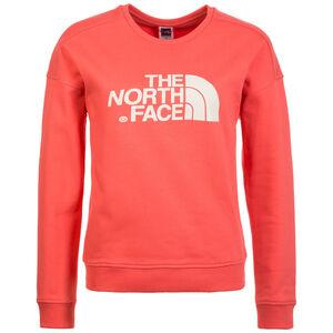 Drew Peak Crew Light Sweatshirt Damen, korall, zoom bei OUTFITTER Online