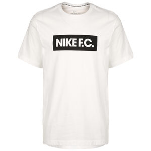 F.C. Essentials T-Shirt Herren, weiß / schwarz, zoom bei OUTFITTER Online