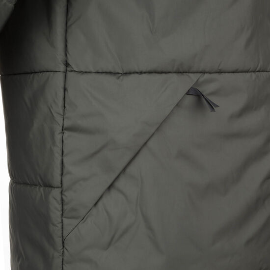 BSC 3 Stripes Insulated Trainingsjacke Herren, dunkelgrün, zoom bei OUTFITTER Online