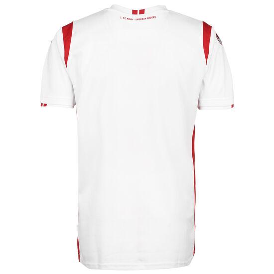 1. FC Köln Trikot Home 2020/2021 Herren, weiß / rot, zoom bei OUTFITTER Online