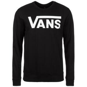 Classic Crew Fleece Sweatshirt Herren, schwarz / weiß, zoom bei OUTFITTER Online