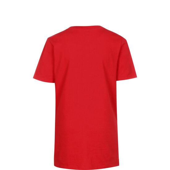 NBA Chicago Bulls T-Shirt Kinder, rot, zoom bei OUTFITTER Online