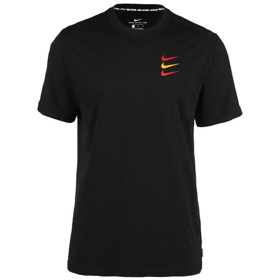 F.C. T-Shirt Herren, schwarz, zoom bei OUTFITTER Online