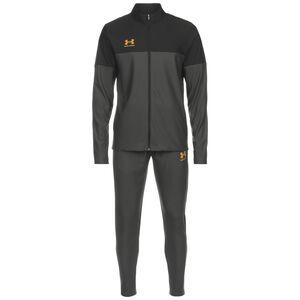 Challenger Trainingsanzug Herren, grau / orange, zoom bei OUTFITTER Online