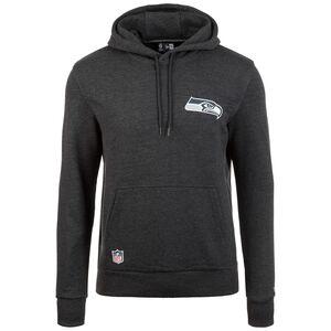 NFL Team Logo Seattle Seahawks Kapuzenpullover Herren, dunkelgrau, zoom bei OUTFITTER Online