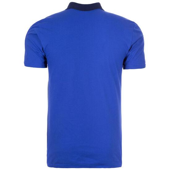 Condivo 18 Cotton Poloshirt Herren, blau / weiß, zoom bei OUTFITTER Online