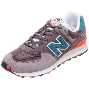 ML574-D Sneaker Herren, grün / weiß, zoom bei OUTFITTER Online