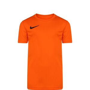 Dry Park VII Fußballtrikot Kinder, orange / schwarz, zoom bei OUTFITTER Online