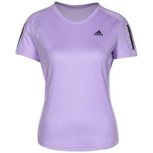 Own The Run Laufshirt Damen, flieder / schwarz, zoom bei OUTFITTER Online