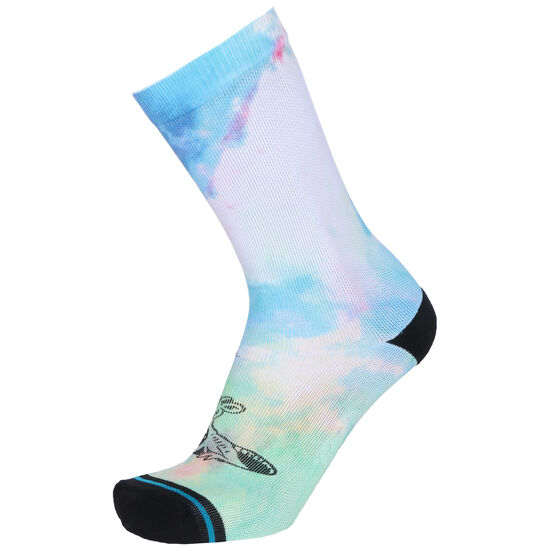 And Now My Story Socken, hellblau / mint, zoom bei OUTFITTER Online