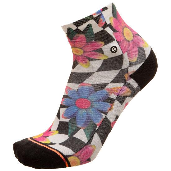 Crazy Daisy Lowrider Socken Damen, schwarz / bunt, zoom bei OUTFITTER Online