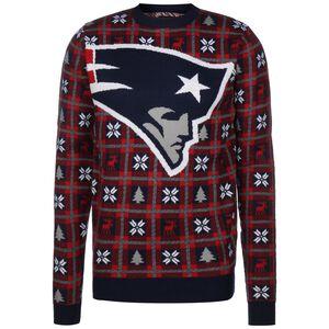 NFL New England Patriots Big Logo Sweatshirt Herren, rot / blau, zoom bei OUTFITTER Online