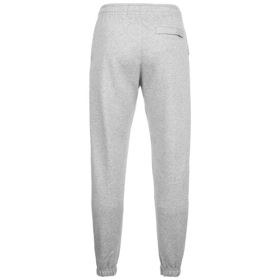 Club Fleece Jogginghose Herren, grau / weiß, zoom bei OUTFITTER Online