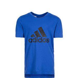Prime Logo Trainingsshirt Kinder, Blau, zoom bei OUTFITTER Online