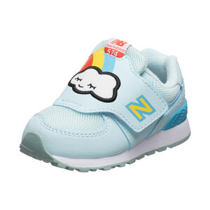 574 Sneaker Kinder, hellblau, zoom bei OUTFITTER Online