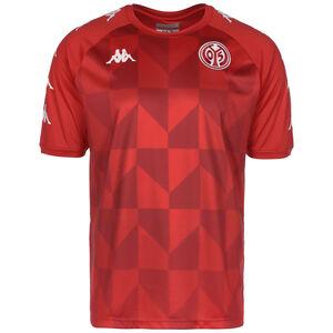 1. FSV Mainz 05 Trainingsshirt Herren, rot / weiß, zoom bei OUTFITTER Online