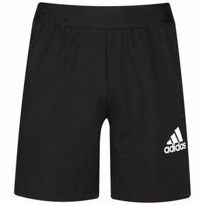 Designed To Move Motion AEROREADY Trainingsshorts Herren, schwarz / weiß, zoom bei OUTFITTER Online