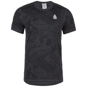 CrossFit Move Print Trainingsshirt Herren, anthrazit, zoom bei OUTFITTER Online