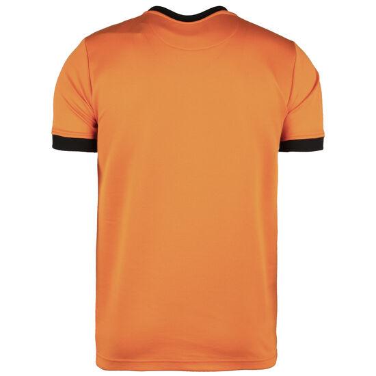 Niederlande World Cup 1978 Retro T-Shirt Herren, orange / schwarz, zoom bei OUTFITTER Online