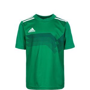 Campeon 19 Fußballtrikot Kinder, grün / weiß, zoom bei OUTFITTER Online