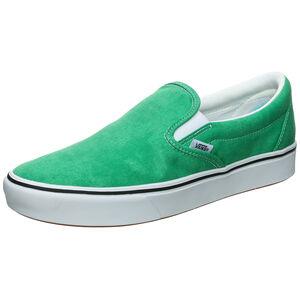 ComfyCush Slip-On Sneaker Herren, grün, zoom bei OUTFITTER Online