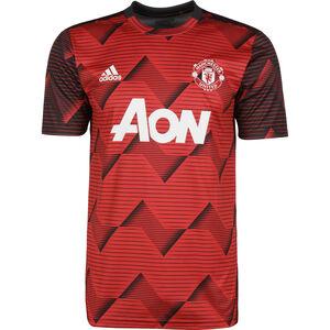 Manchester United Pre-Match T-Shirt Herren, rot / grau, zoom bei OUTFITTER Online