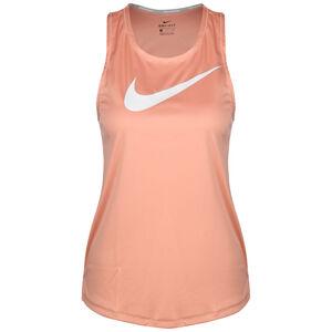 Swoosh Run Lauftop Damen, rosa, zoom bei OUTFITTER Online