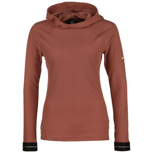 Pro Icon Clash Kapuzenpullover Damen, rot / gold, zoom bei OUTFITTER Online