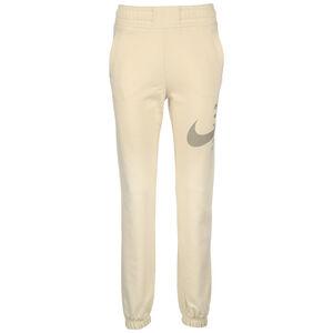 Swoosh Jogginghose Damen, beige / grau, zoom bei OUTFITTER Online